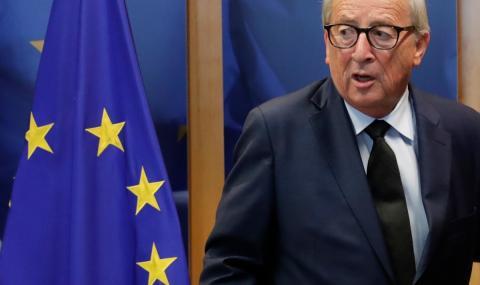 Юнкер: Великобритания трябва да поеме вината