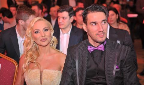 Съпругата на Ивелин Попов разтресе родния футбол