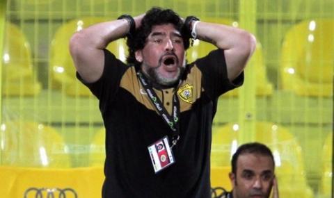Марадона ще се завърне в Неапол