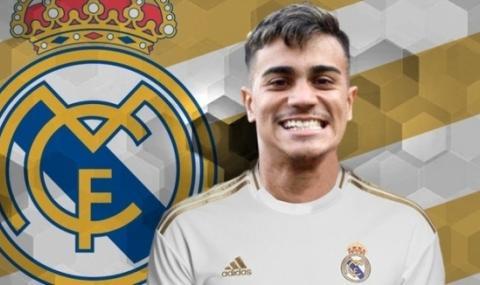 Официално: Реал (Мадрид) привлече още едно бразилско дете чудо