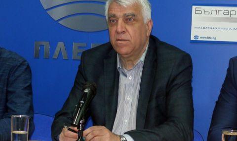 Проф. Румен Гечев: Всеки глас за БСП е глас срещу мафиотското управление на ГЕРБ и техните сателити
