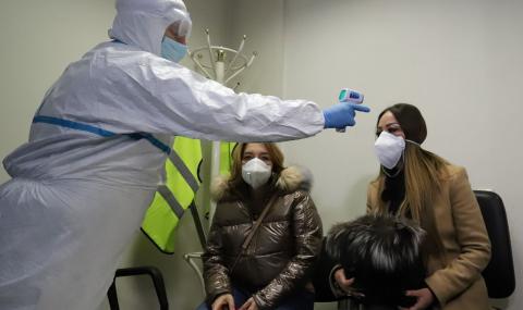 Всички проби за коронавирус в България са отрицателни