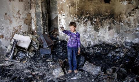 12 000 деца са били убити във въоръжени конфликти