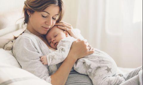 Първата година от майчинството, събрана в 10 изречения