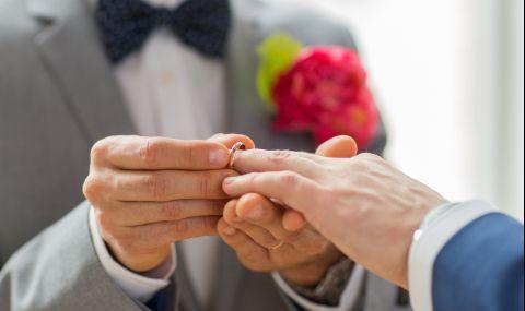 Стигна се до референдум за еднополовите бракове в Швейцария