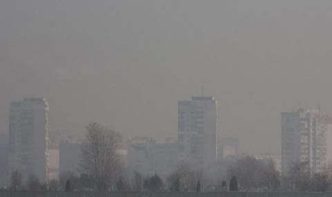Мръсен въздух в 11 града