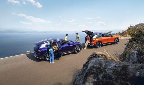 Volkswagen представи най-големия си електрически модел - 7