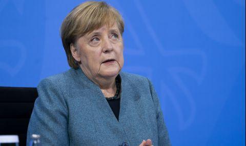 Меркел: Руското решение е неоправдано