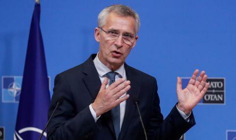 НАТО: Китай не споделя нашите ценности
