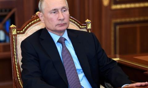Путин: Доволен от високото ниво