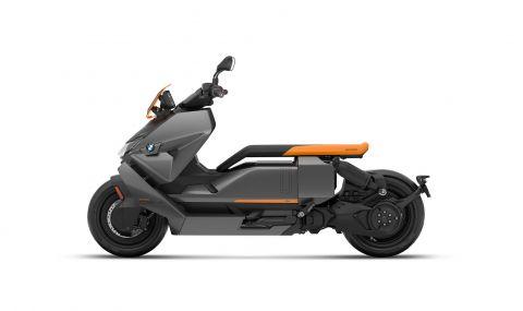 BMW представи електрически скутер с максимална скорост от 120км/ч - 4