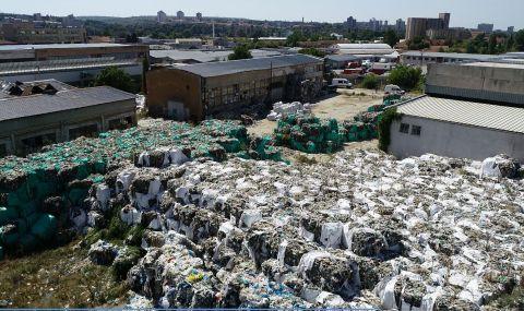 През 2021 година България е внесла близо 15 хиляди тона опасни отпадъци