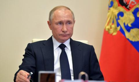 По-добре вирус, отколкото Путин