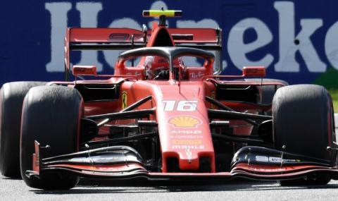 Сложиха целия екип на Ferrari под карантина