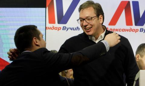 Синът на Вучич е заразен с коронавирус