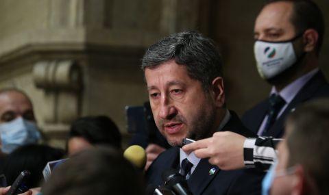 Христо Иванов: ГЕРБ, БСП и ДПС бламираха работата на парламента и провалиха промяната на изборните правила