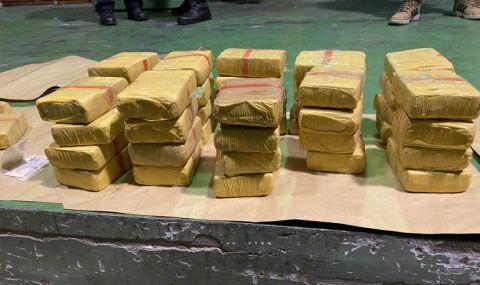 7 години затвор за турчин, пренесъл в България 50 кг хероин