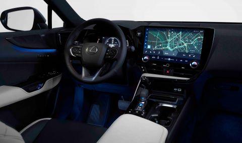 Lexus показа обновения NX с първото за марката plug-in хибридно задвижване - 15