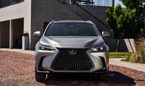 Lexus показа обновения NX с първото за марката plug-in хибридно задвижване - 2
