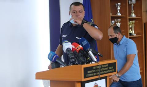 СДВР: Поведението на протестиращите от снощи е провокация към полицията