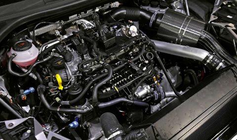 Audi RS3 LMS е машина за пистата с брутален външен вид - 7