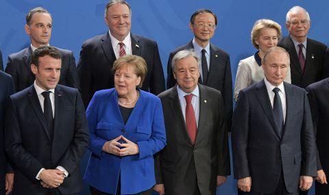 Международните лидери пожелаха здраве и щастие