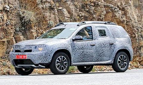 Новата Dacia Duster идва след седмица