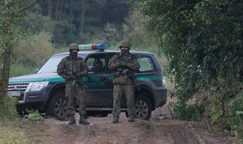 Полша обяви извънредно положение на границата - 1