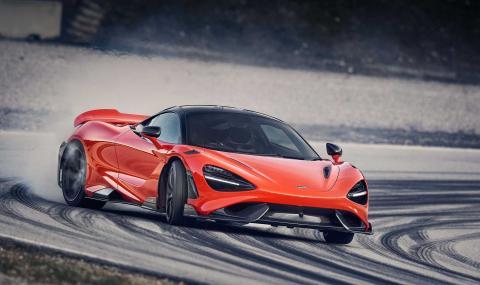 McLaren олекотява хиперкарите си