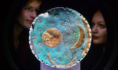Това ли е най-древното изображение на нощно небе?