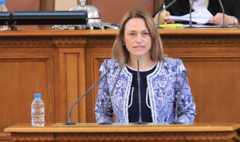 Избраха Ива Митева за председател на Народното събрание