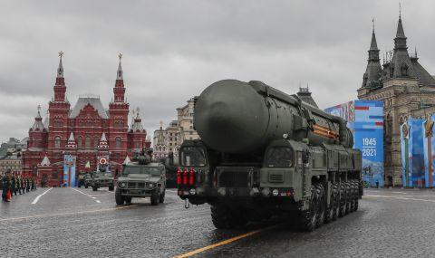 Руската армия иска да сплаши Европа - 1