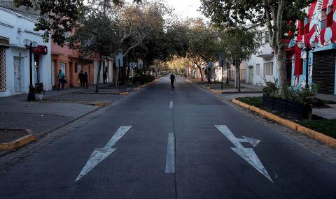 Обявиха локдаун в Сантяго при близо 60% ваксинирани