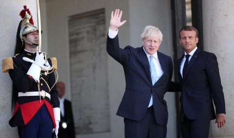 Оценка! Нежеланието на Лондон и Париж за компромиси води към Брекзит без сделка