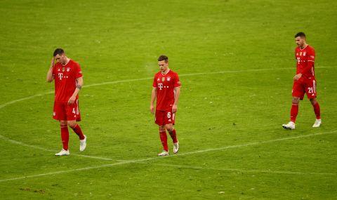 Заради COVID-19: Забраниха на футболистите на Байерн Мюнхен дори да пазаруват