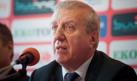 Александър Томов: Политиците са причина за драматичните събития в родния футбол
