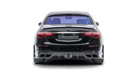 Mansory сe погрижи за новата S-Klasse - 5