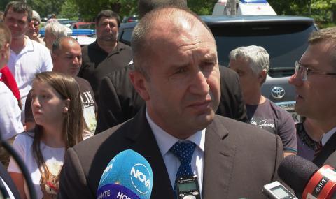 """Президентът Румен Радев гневен на """"24 часа"""""""
