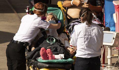 В Лос Анджелис на всеки 15 минути умира човек с COVID-19