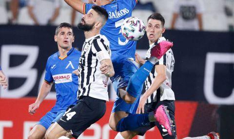 В повторния дебют на Мъри: Локомотив (Пловдив) и Левски си разделиха по една точка - 1