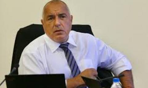 Борисов: Мрат хора, дайте да се пазим