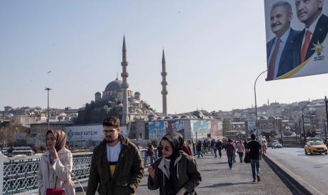 Партията на Ердоган иска ново преброяване в Истанбул