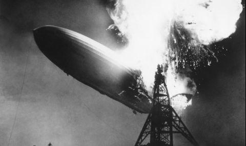 "6 май 1937 г. Краят на ""Хинденбург"""