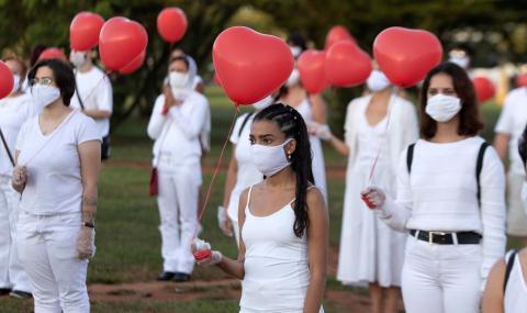 Бразилия премахна данните за заболеваемостта
