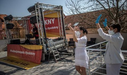 Чехия отвори пазари, малки магазинчета и университетски занимания с до 5 студенти