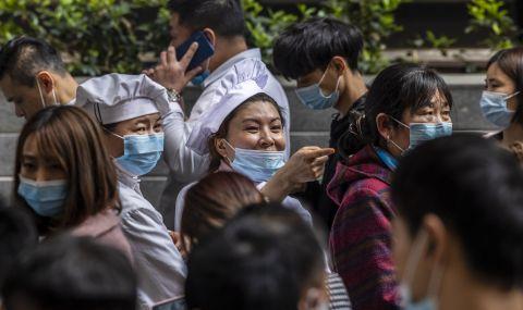 12 нови случая на коронавирус в Китай