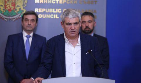 Пламен Димитров: Не се е случвало досега служебно правителство да прави бюджет  - 1