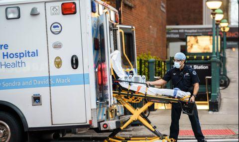 COVID-19 в САЩ: отново препълнени болници, все повече болни деца - 1