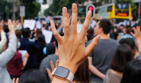 Активисти в Хонконг: Западът да последва САЩ