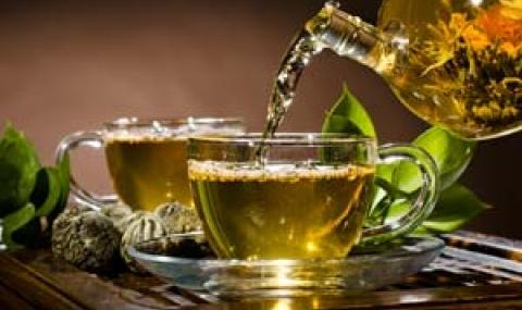 Отслабнете със зелен чай